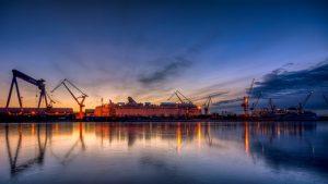 Laivanrakennussuunnittelijakoulutus