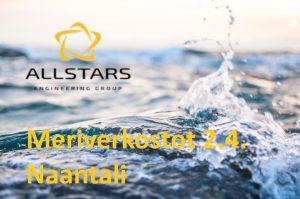 Allstars Engineering mukana Meriverkostot-tapahtumassa