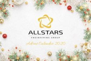 Allstars advent calendar 2020