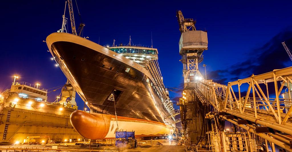 Allstars marine ship fore shipyard